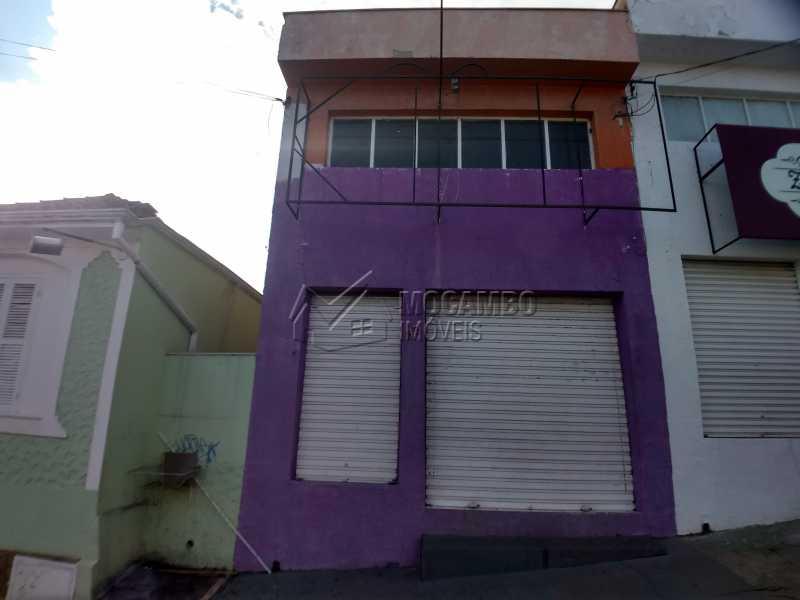 Fachada - Ponto comercial 60m² para alugar Itatiba,SP - R$ 1.400 - FCPC00065 - 3