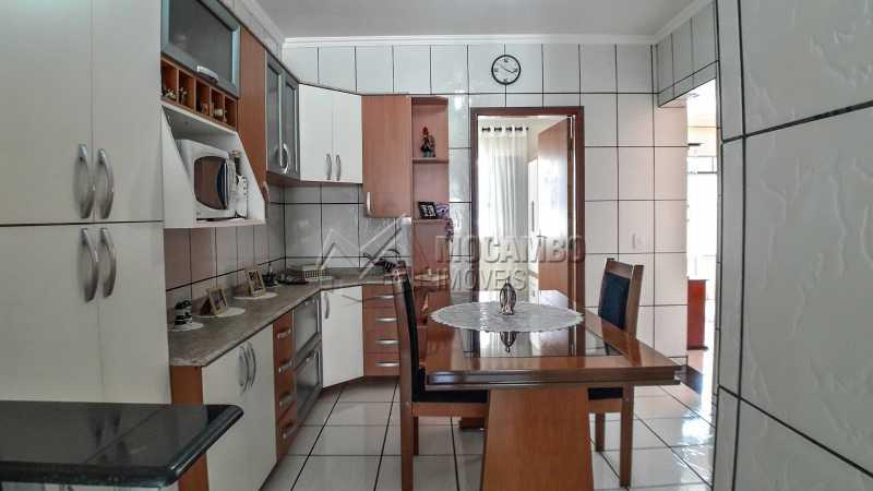 Cozinha - Casa 3 quartos à venda Itatiba,SP Jardim Ester - R$ 295.000 - FCCA31201 - 4