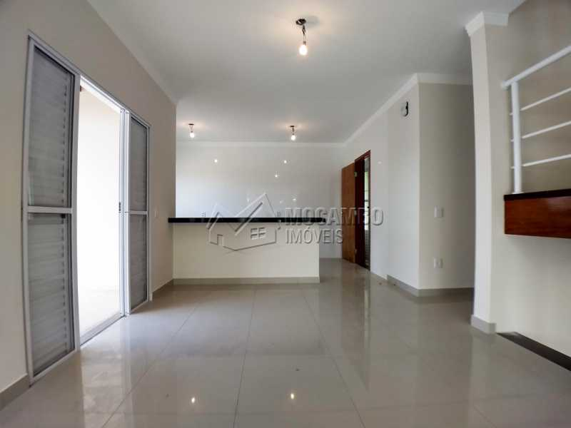 Sala de Jantar - Casa em Condominio À Venda - Itatiba - SP - Sítio da Moenda - FCCN40131 - 7