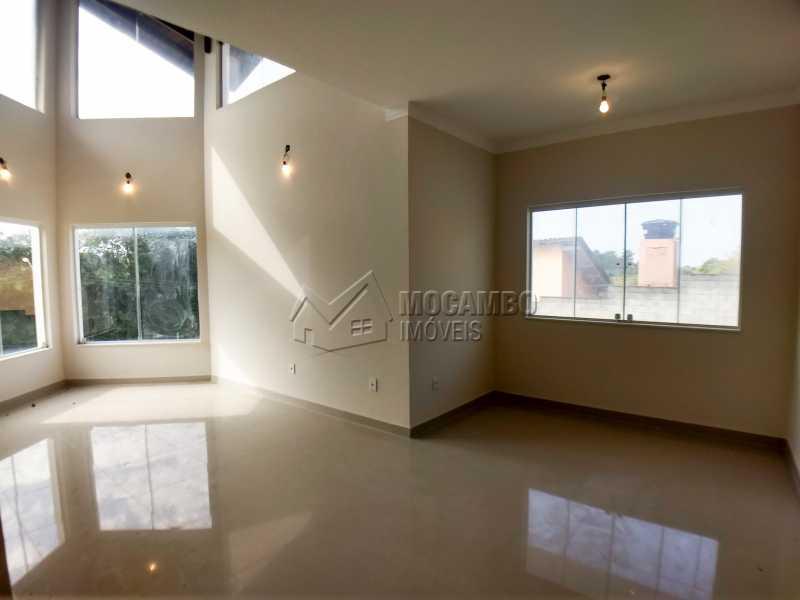 Sala - Casa em Condominio À Venda - Itatiba - SP - Sítio da Moenda - FCCN40131 - 5