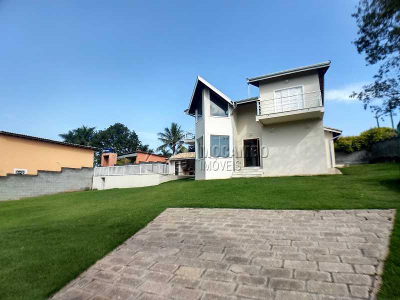 Área Externa - Casa em Condominio À Venda - Itatiba - SP - Sítio da Moenda - FCCN40131 - 3