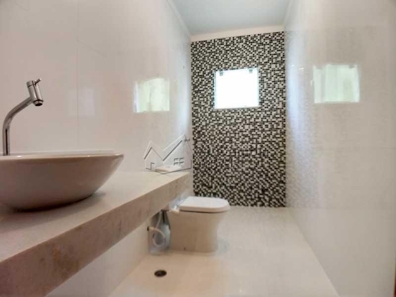 Banheiro Suíte - Casa em Condominio À Venda - Itatiba - SP - Sítio da Moenda - FCCN40131 - 11
