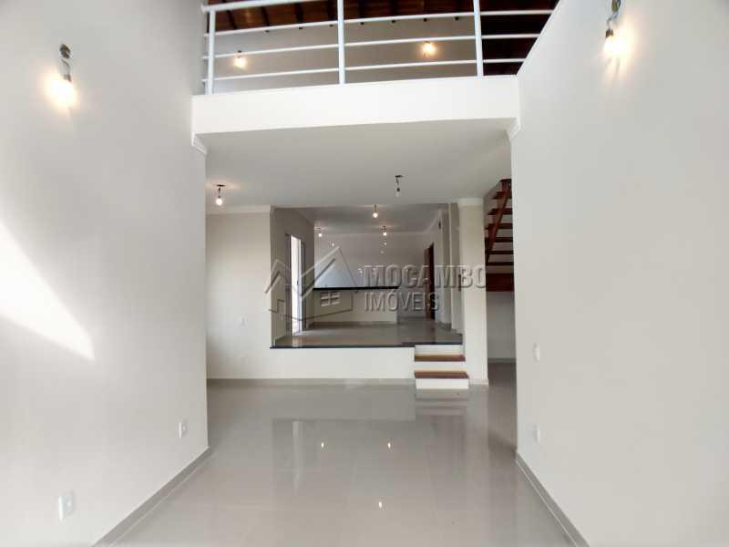 Sala - Casa em Condominio À Venda - Itatiba - SP - Sítio da Moenda - FCCN40131 - 6