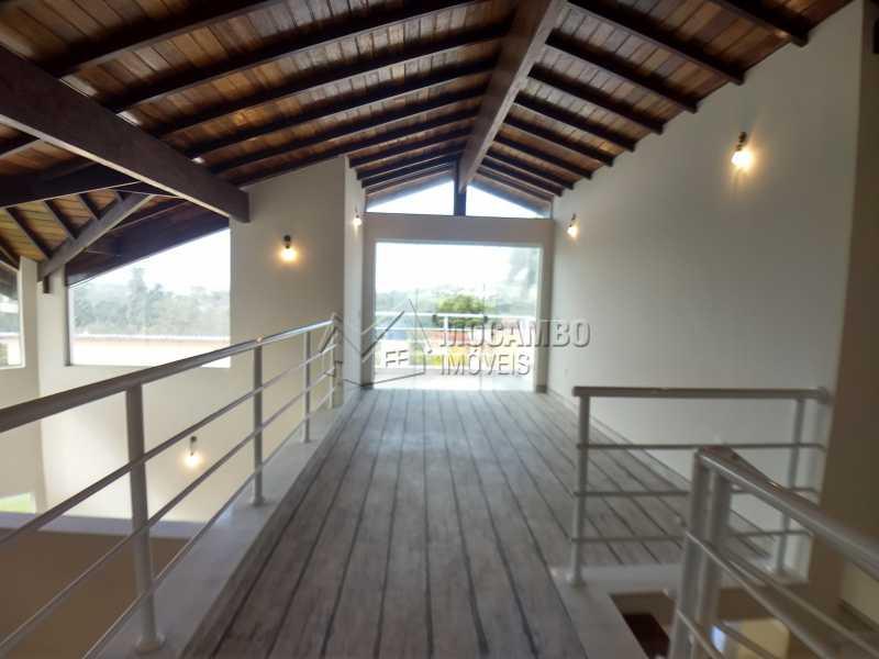 Sala Superior - Casa em Condominio À Venda - Itatiba - SP - Sítio da Moenda - FCCN40131 - 16