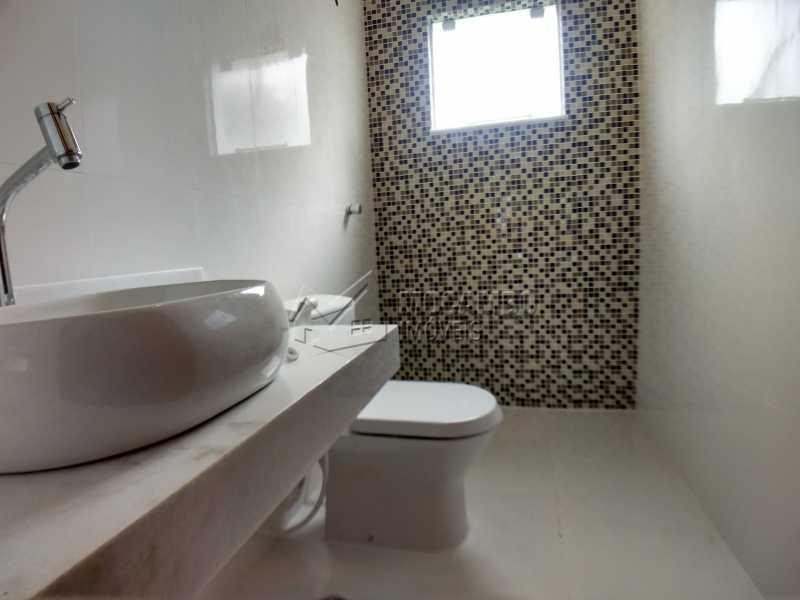 Banheiro Social - Casa em Condominio À Venda - Itatiba - SP - Sítio da Moenda - FCCN40131 - 14