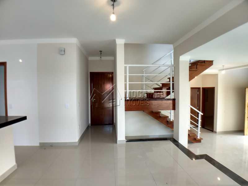Sala de Jantar - Casa em Condominio À Venda - Itatiba - SP - Sítio da Moenda - FCCN40131 - 8