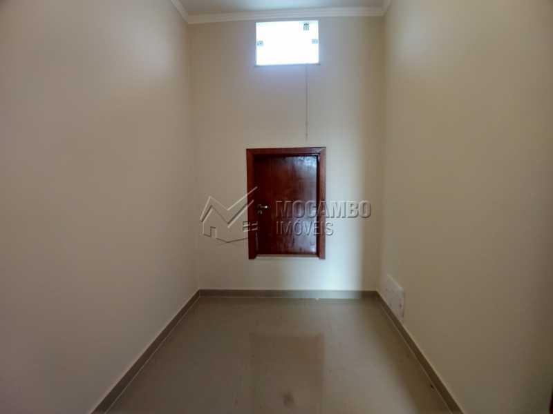 Closet Suíte Master - Casa em Condominio À Venda - Itatiba - SP - Sítio da Moenda - FCCN40131 - 19