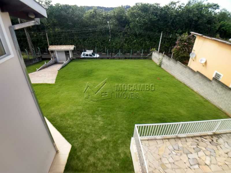 Área Externa - Casa em Condominio À Venda - Itatiba - SP - Sítio da Moenda - FCCN40131 - 23