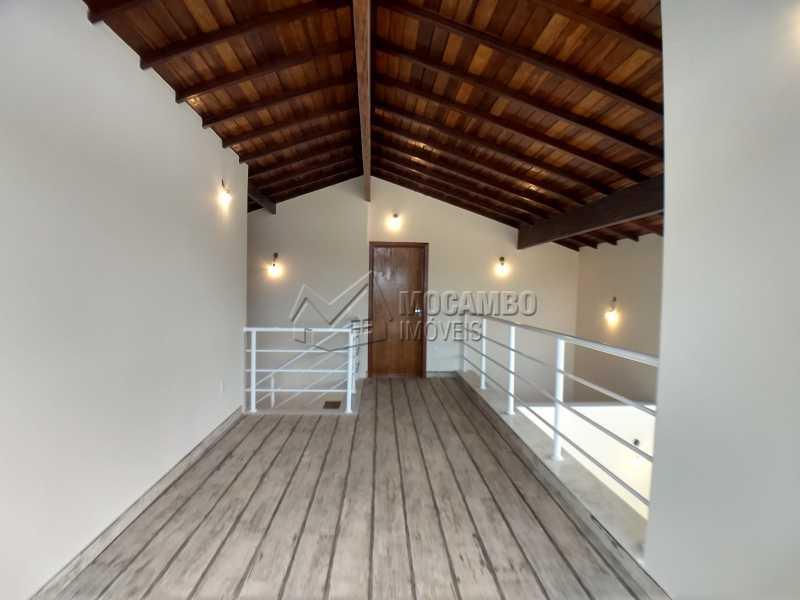 Sala Superior - Casa em Condominio À Venda - Itatiba - SP - Sítio da Moenda - FCCN40131 - 15