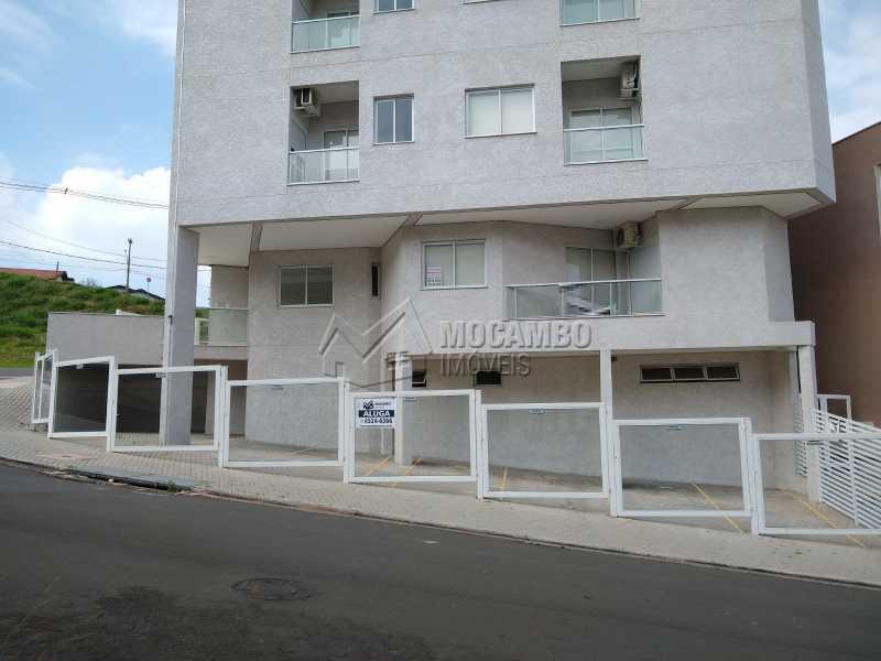 Garagens - Apartamento 1 quarto à venda Itatiba,SP - R$ 175.000 - FCAP10078 - 8