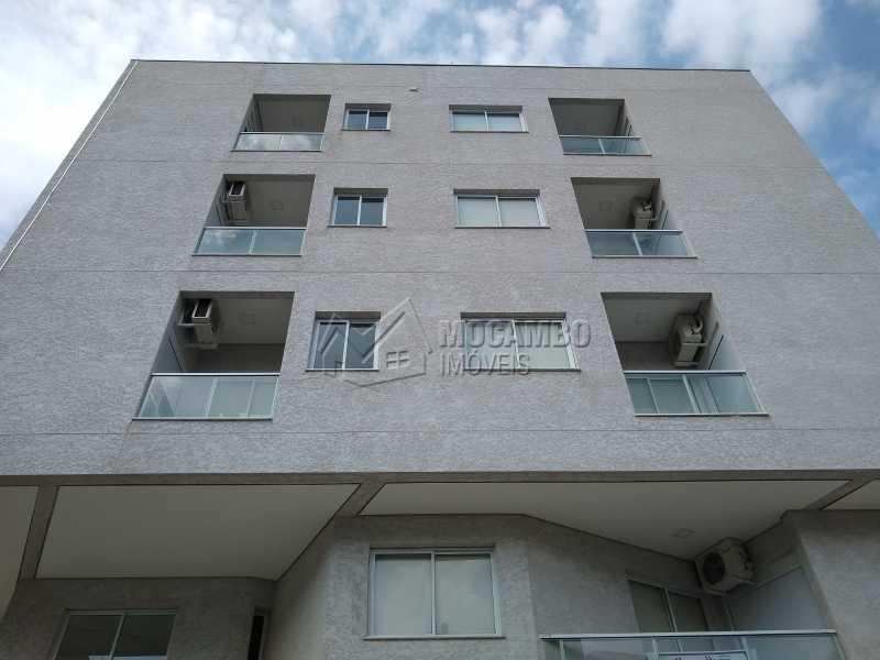 Lateral - Apartamento 1 quarto à venda Itatiba,SP - R$ 175.000 - FCAP10078 - 9