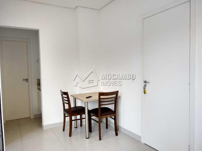 Sala - Apartamento Para Alugar - Itatiba - SP - Loteamento Morrão Da Força - FCAP10078 - 3