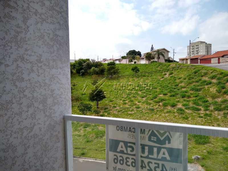 Varanda - Apartamento Para Alugar - Itatiba - SP - Loteamento Morrão Da Força - FCAP10078 - 4