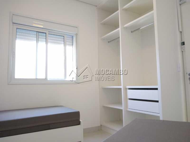Dormitório - Apartamento 1 quarto à venda Itatiba,SP - R$ 175.000 - FCAP10078 - 5