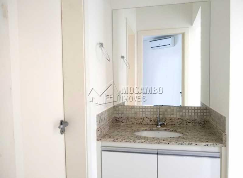 Banheiro c/ box - Apartamento Para Alugar - Itatiba - SP - Loteamento Morrão Da Força - FCAP10078 - 6