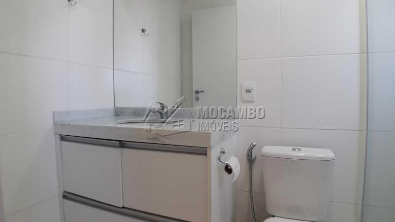 Banheiro da Suíte - Apartamento 3 quartos à venda Itatiba,SP - R$ 430.000 - FCAP30479 - 16