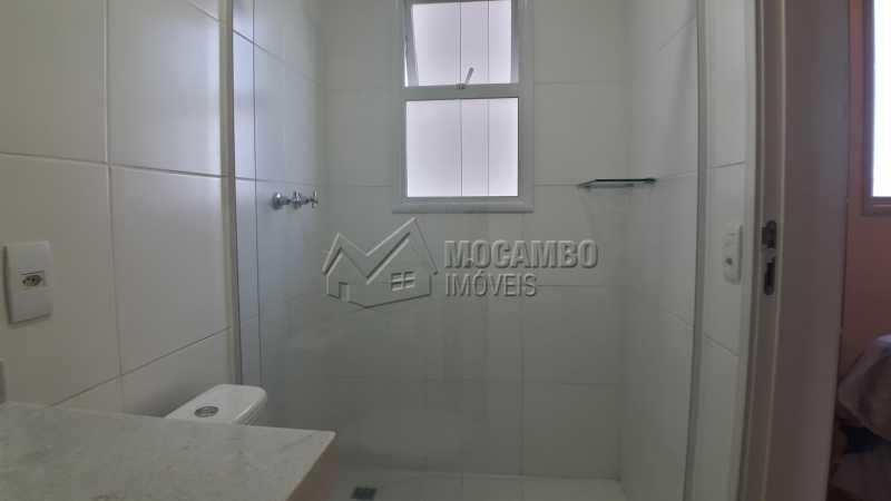 Banheiro da Suíte - Apartamento 3 quartos à venda Itatiba,SP - R$ 430.000 - FCAP30479 - 15
