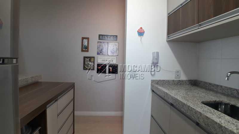 Cozinha - Apartamento 3 quartos à venda Itatiba,SP - R$ 430.000 - FCAP30479 - 7