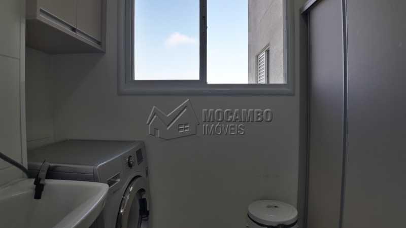 Lavanderia - Apartamento 3 quartos à venda Itatiba,SP - R$ 430.000 - FCAP30479 - 9