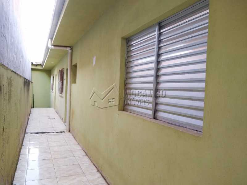 Lateral - Casa 2 quartos à venda Itatiba,SP - R$ 250.000 - FCCA21172 - 9