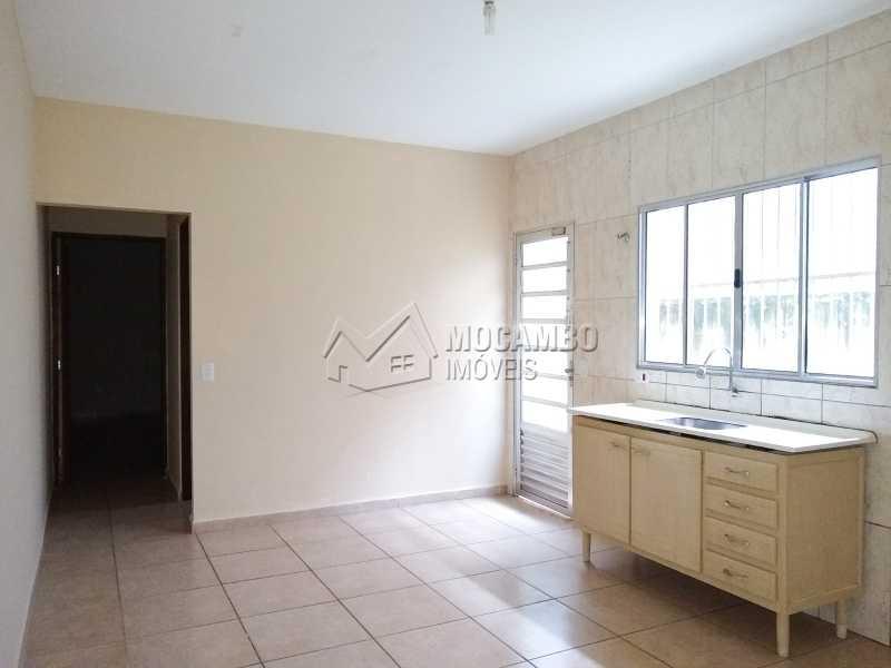 Cozinha - Casa 2 quartos à venda Itatiba,SP - R$ 250.000 - FCCA21172 - 1