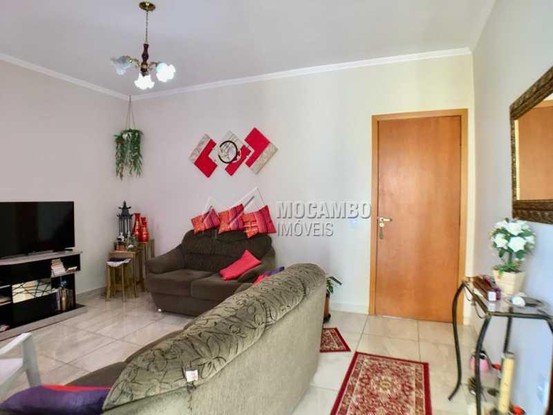 Sala de tv - Casa 3 quartos à venda Itatiba,SP - R$ 400.000 - FCCA31205 - 1