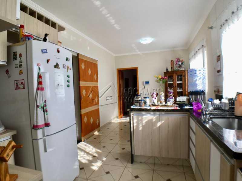 Cozinha - Casa 3 quartos à venda Itatiba,SP - R$ 400.000 - FCCA31205 - 5