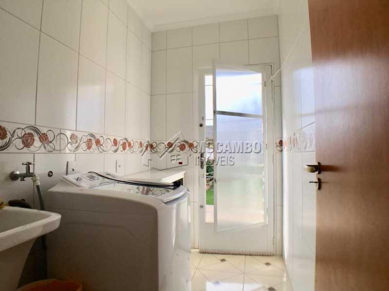 Lavanderia - Casa 3 quartos à venda Itatiba,SP - R$ 400.000 - FCCA31205 - 6