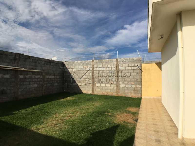 Quintal - Casa 3 quartos à venda Itatiba,SP - R$ 400.000 - FCCA31205 - 15
