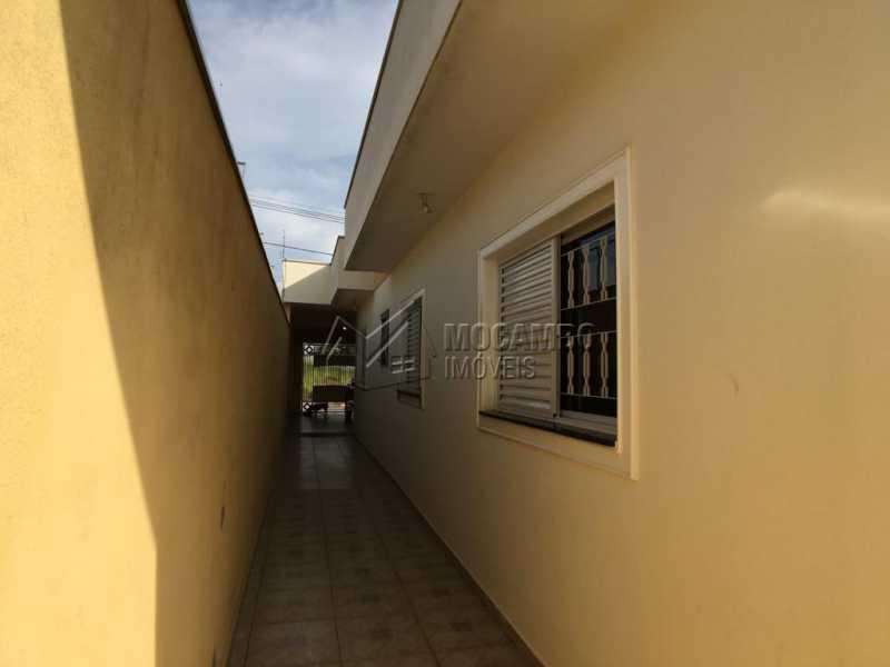 Lateral - Casa 3 quartos à venda Itatiba,SP - R$ 400.000 - FCCA31205 - 14