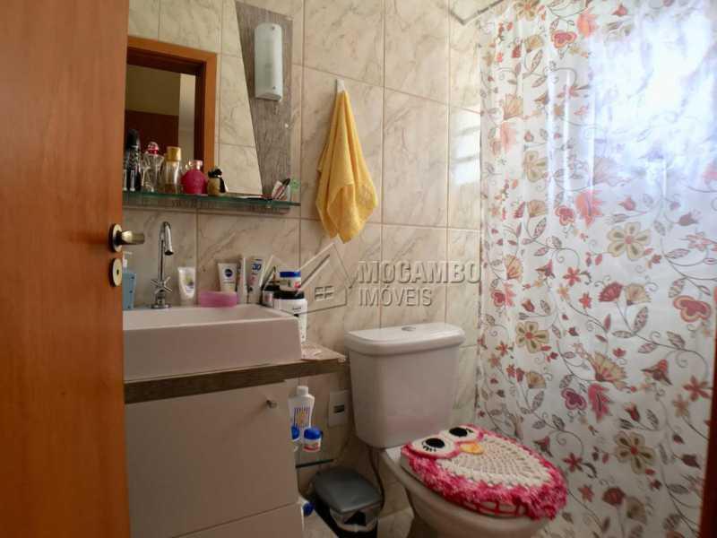 Banheiro social - Casa 3 quartos à venda Itatiba,SP - R$ 400.000 - FCCA31205 - 9