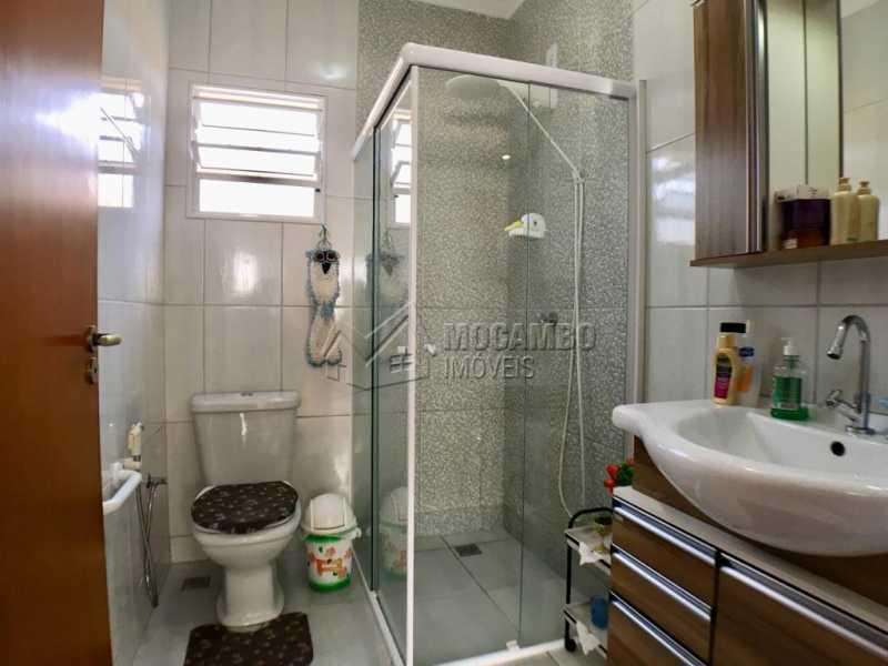 Banheiro social - Casa 3 quartos à venda Itatiba,SP - R$ 400.000 - FCCA31205 - 12