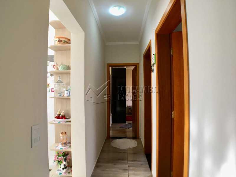 Corredor - Casa 3 quartos à venda Itatiba,SP - R$ 400.000 - FCCA31205 - 13