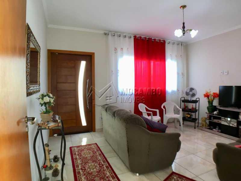 Sala de tv - Casa 3 quartos à venda Itatiba,SP - R$ 400.000 - FCCA31205 - 3