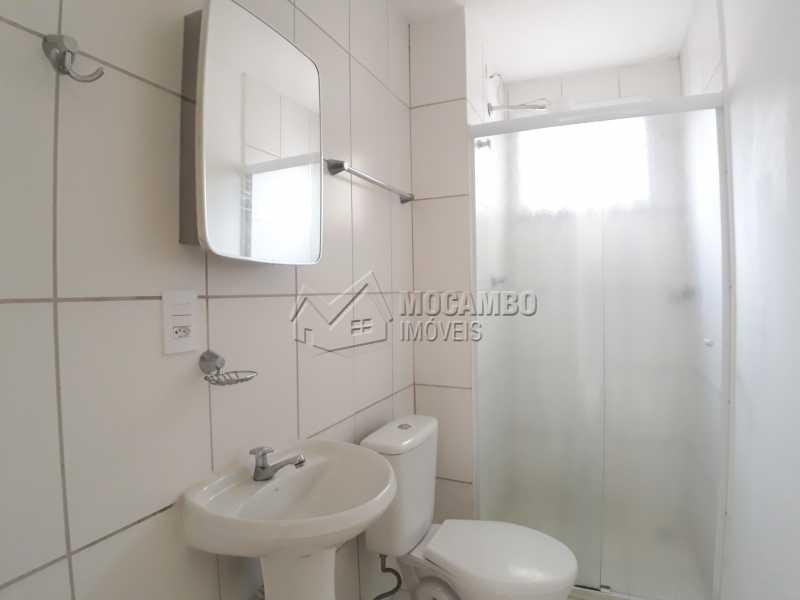 Banheiro - Apartamento 2 quartos à venda Itatiba,SP - R$ 190.000 - FCAP20922 - 6