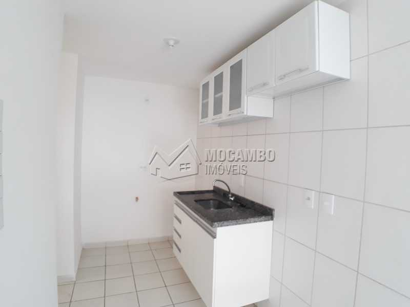 Cozinha - Apartamento 2 quartos à venda Itatiba,SP - R$ 190.000 - FCAP20922 - 5