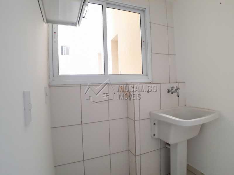 Lavanderia - Apartamento 2 quartos à venda Itatiba,SP - R$ 190.000 - FCAP20922 - 7