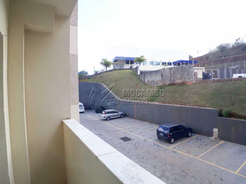 Varanda - Apartamento 2 quartos à venda Itatiba,SP - R$ 190.000 - FCAP20922 - 8
