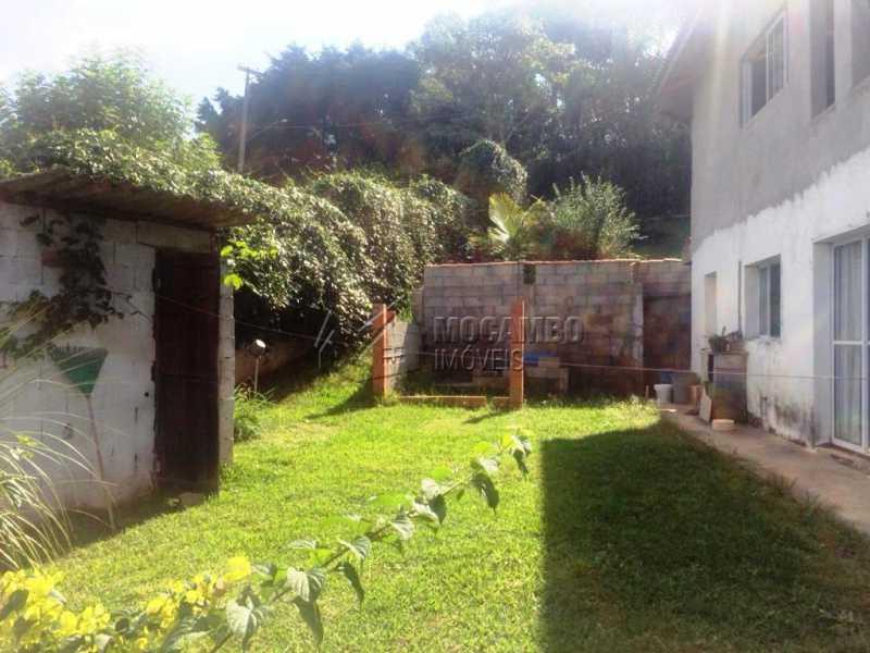 Área externa - Casa em Condomínio 2 Quartos À Venda Itatiba,SP - R$ 600.000 - FCCN20028 - 13