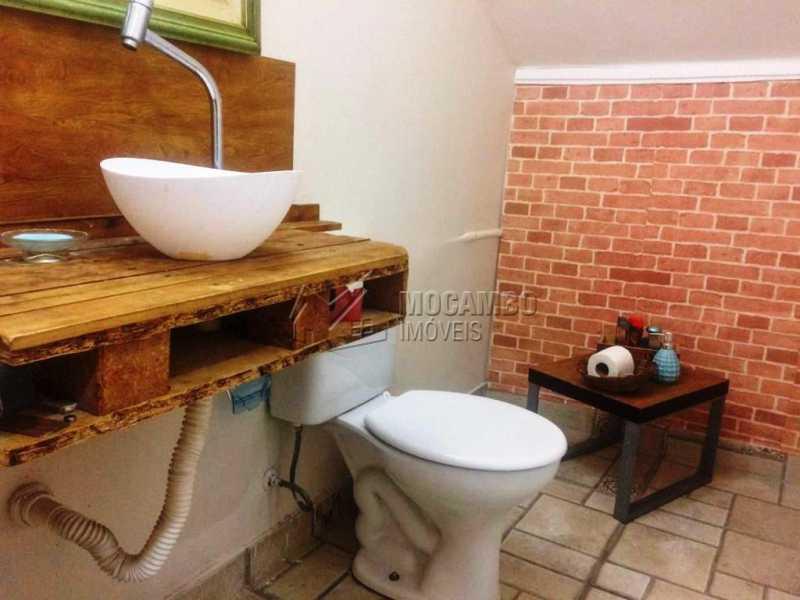 Banheiro - Casa em Condomínio 2 Quartos À Venda Itatiba,SP - R$ 600.000 - FCCN20028 - 11