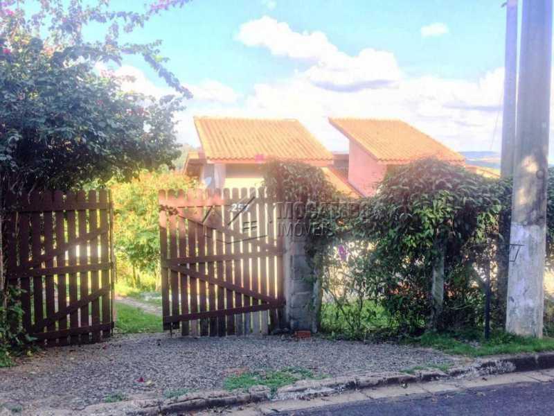Entrada - Casa em Condomínio 2 Quartos À Venda Itatiba,SP - R$ 600.000 - FCCN20028 - 16
