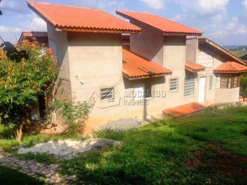 Fachada - Casa em Condomínio 2 Quartos À Venda Itatiba,SP - R$ 600.000 - FCCN20028 - 20
