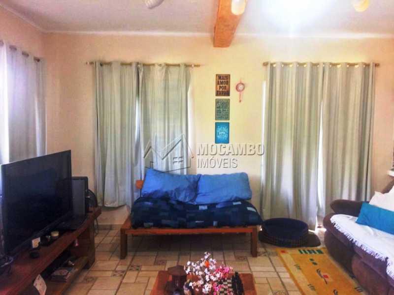 Sala - Casa em Condomínio 2 Quartos À Venda Itatiba,SP - R$ 600.000 - FCCN20028 - 4