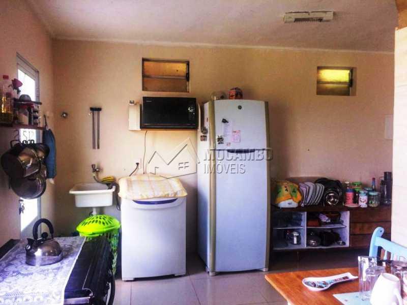 Lavanderia - Casa em Condomínio 2 Quartos À Venda Itatiba,SP - R$ 600.000 - FCCN20028 - 12