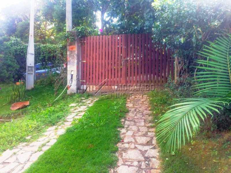 Entrada - Casa em Condomínio 2 Quartos À Venda Itatiba,SP - R$ 600.000 - FCCN20028 - 1