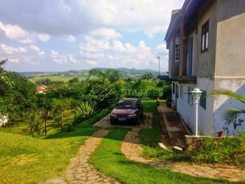 Garagem - Casa em Condomínio 2 Quartos À Venda Itatiba,SP - R$ 600.000 - FCCN20028 - 14