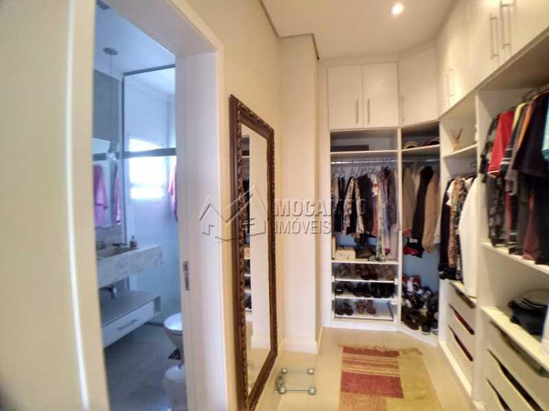 Closet  - Casa em Condomínio 3 quartos à venda Itatiba,SP - R$ 1.600.000 - FCCN30396 - 7
