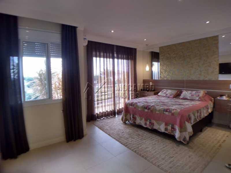 Suíte Casal - Casa em Condomínio 3 quartos à venda Itatiba,SP - R$ 1.600.000 - FCCN30396 - 4