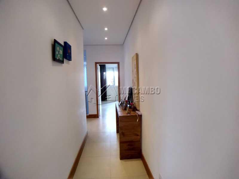 Corredor - Casa em Condomínio 3 quartos à venda Itatiba,SP - R$ 1.600.000 - FCCN30396 - 9