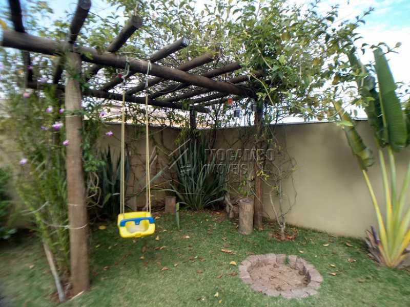 Pergolado  - Casa em Condomínio 3 quartos à venda Itatiba,SP - R$ 1.600.000 - FCCN30396 - 15